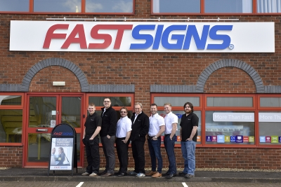 Case Study: FASTSIGNS Oxford North